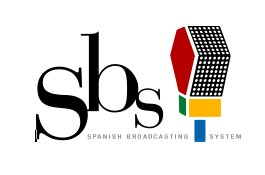 Spanish Broadcasting System official logo